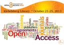 Open Access Week - SZTE - 2013